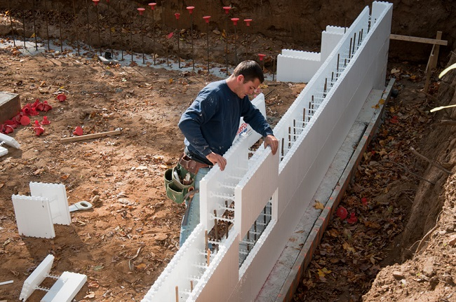 Self sufficient home construction guide 2017 update for Icf concrete