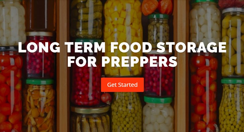 & 18 Hacks for Long Term Food Storage! [Plus Calculators]
