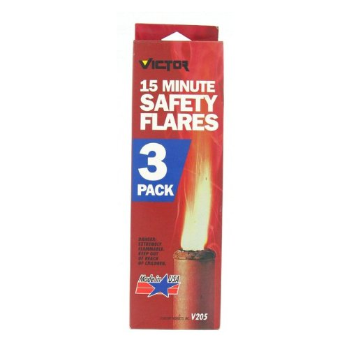 Emergency Flares - Survival Gear