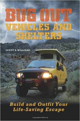 Bug Out Vehicles And Shelters - Homesteading Books