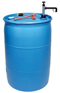 55 Gallon Water Barrel - Survival Gear