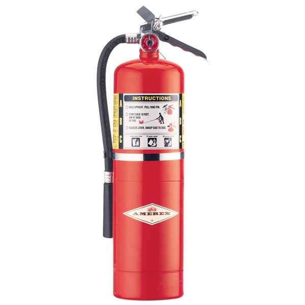 Fire Extinguisher - Survival Gear