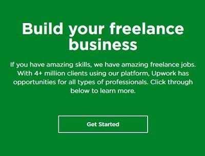 Freelance on Upwork