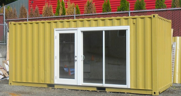 Shipping Container Shelters