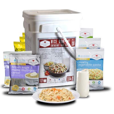 7 Day Food Supply - Gifts For Preppers