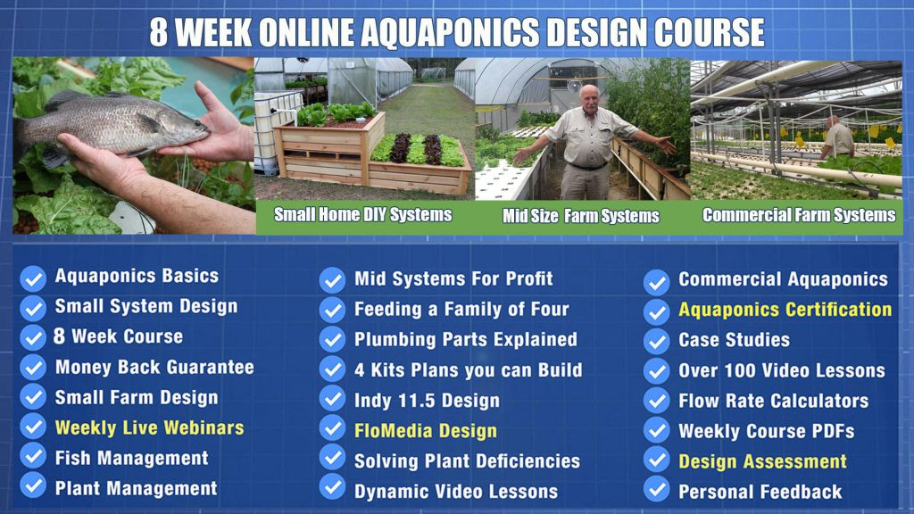 Murray Hallam Aquaponics